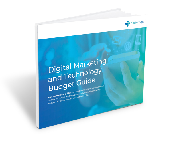 Digital Marketing and Technology Budget Guide
